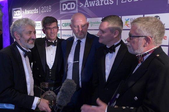 DCD Awards 2018 - The Smart Data Center Award - -pr6y1CwzIU