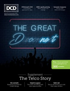 Magazine Cover Issue 34 The Great Disconnect