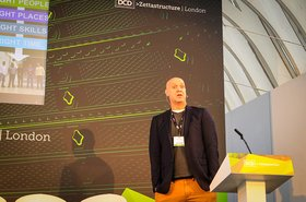 Scott Noteboom at DCD>Zettastructure, London
