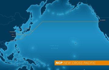 New Cross Pacific map