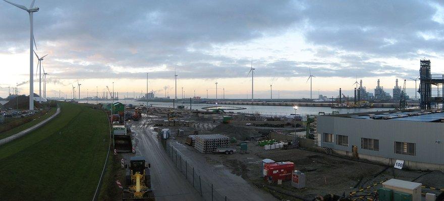 Eemshaven port (Creative Commons)