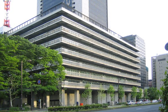 NTT Communications' headquarters. Image courtesy of the Creative Commons