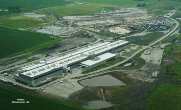 Facebook's Altoona facility