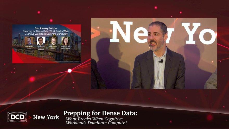 Plenary Panel: Prepping for Dense Data - 1Otdm_46B5Q