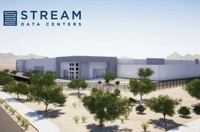 Stream campus in Goodyear - 3D render