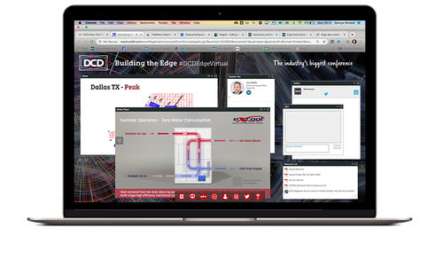 Register for the DCD>Building the Edge Virtual Conference!