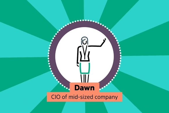 HPE - Consumption Match, Part 2:  Meet Dawn