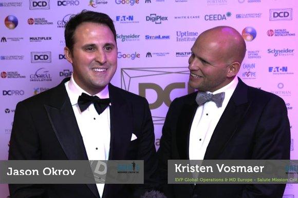 DCD>Awards: Corporate Social Responsibility Award