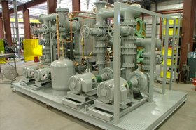 Modular pumping system