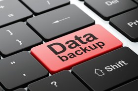 Data Backup Key
