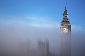 Westminster UK government cloud