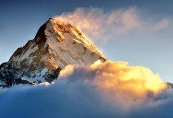 Annapurna, Himalayas
