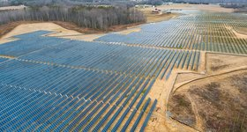 Facebook and Dominion sign solar deal for 350MW of clean power