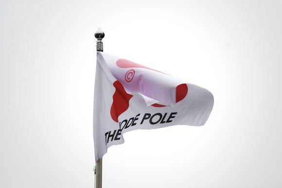 The Node Pole flag