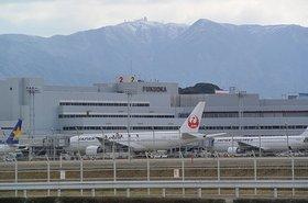 IIJ's Fukuoka Airport data center is the company's 21st in Japan