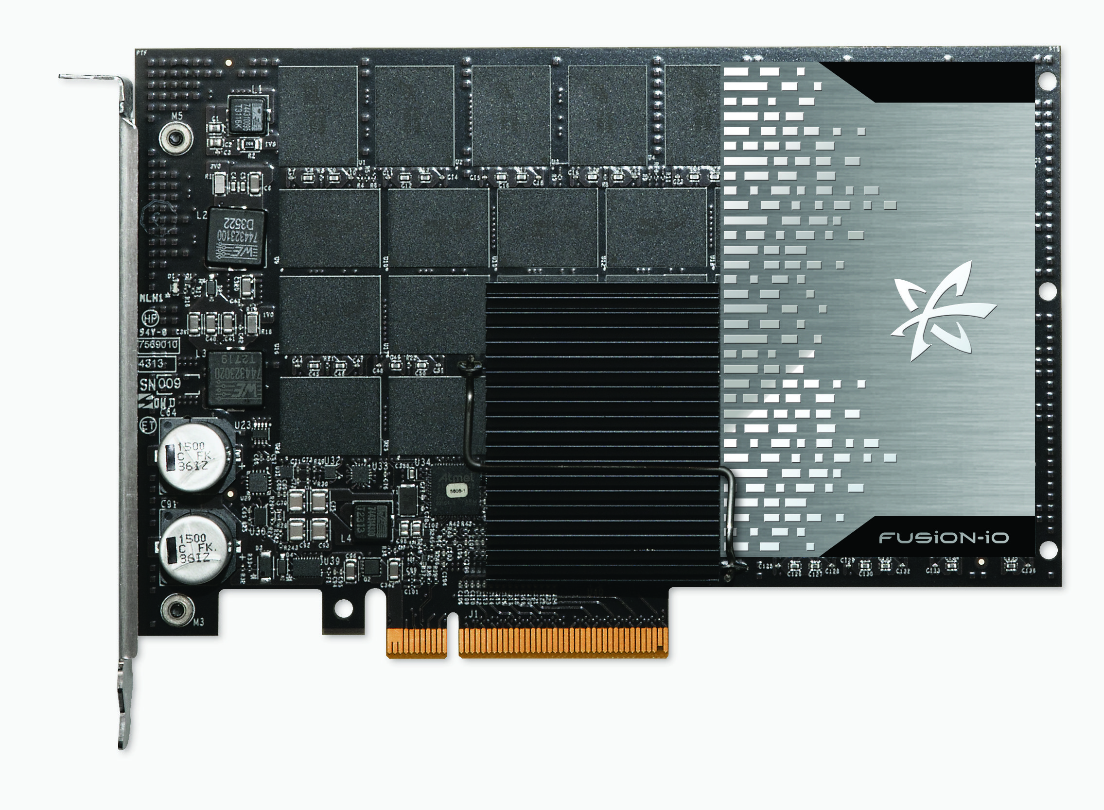 Fusion-io releases Atomic Series flash memory platform - DCD