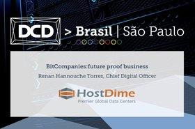 Palestra HostDime, DCD BRASIL 2017 - 7G6T4S48w14