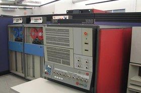 IBM System360 - the original mainframe