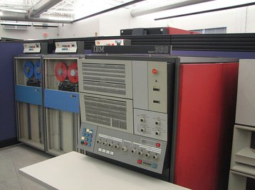 IBM System360 - the original mainframe