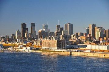 Montréal skyline