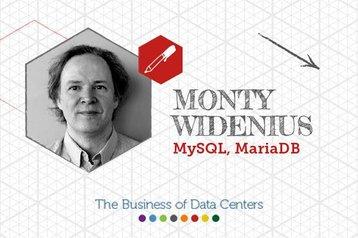 Monty Widenius, MySQL