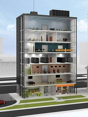 ACIS building management system