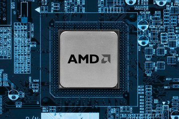AMD on a board