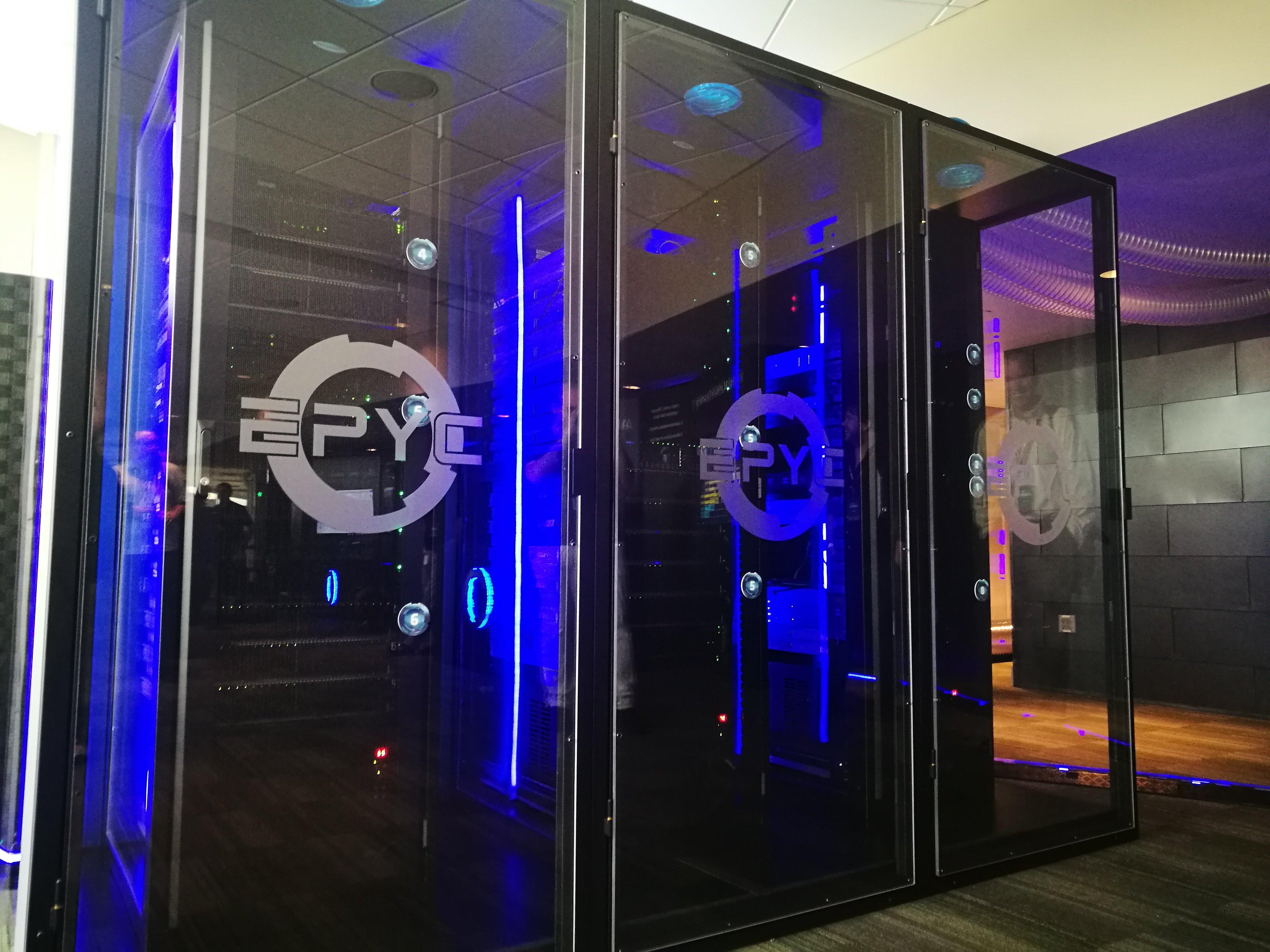 Baidu cloud deploys AMD's Epyc processors - DCD