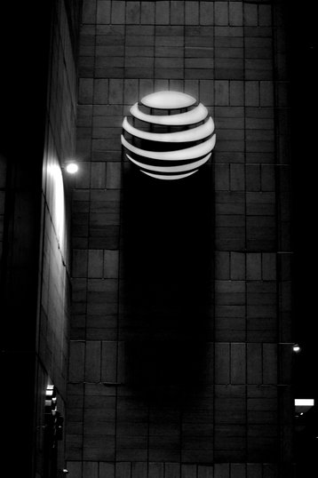 AT&T B&W