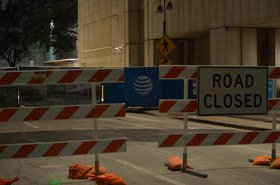AT&T construction