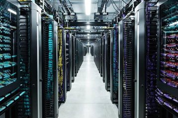 An AWS data center