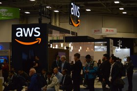 AWS logos