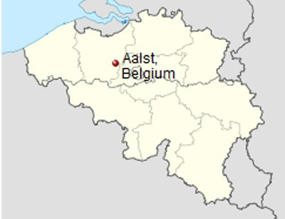 Aalst, in Belgium, where LCL has a new data center