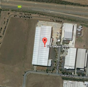 airtrunk 176 swann drive melbourne google earth