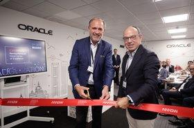 Alexis Brabant de Arrow y Leopoldo Boado de Oracle_ 2.jpg