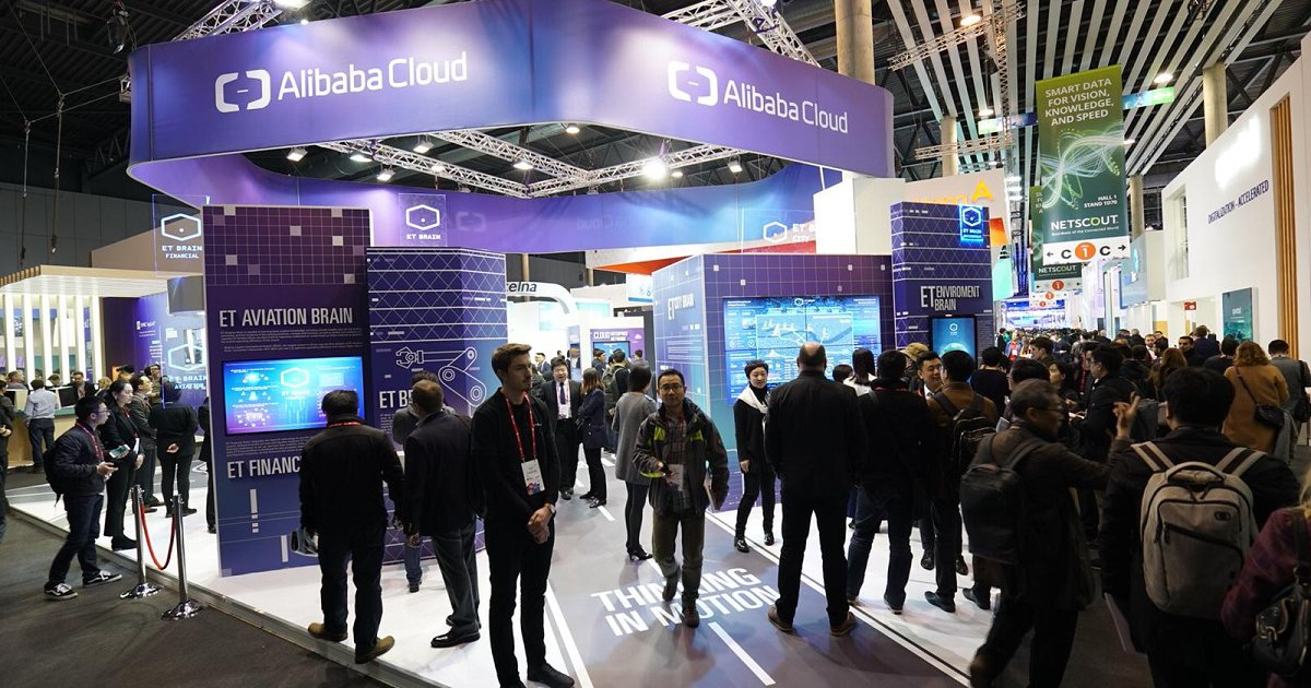 Alibaba Cloud Steps Onto The Global Stage Dcd
