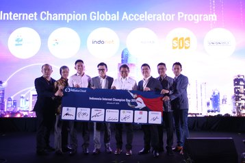 Alibaba Cloud launched 2nd data center and accelerator program in Jakarta today
