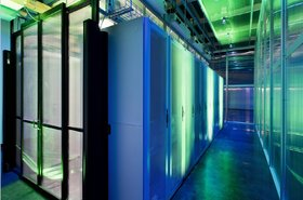 Data center in Plano, Texas