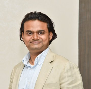 Amit Dhupkar, head of group technology, Singapore Post