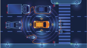 Self-driving cars, autonomous vehicles