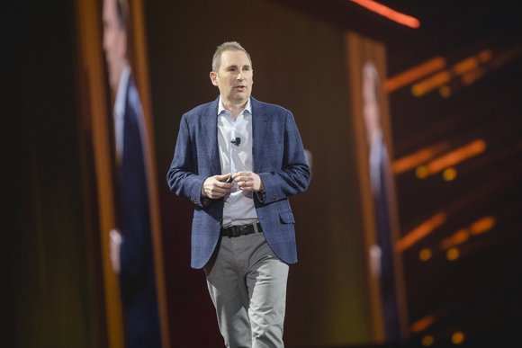 Andy Jassy, CEO, AWS