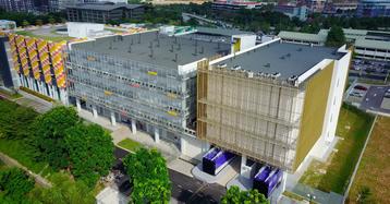 NTT data center in Selangor