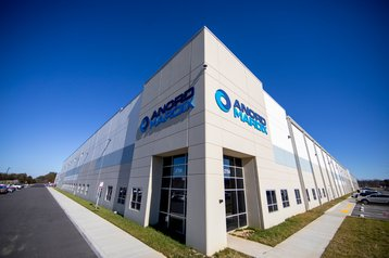 Anord Mardix Seven Hills-US manufacturing facility in Virginia