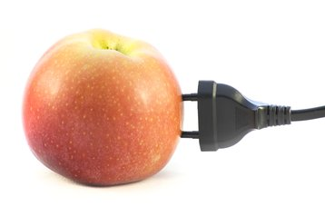 apple electricity renewable power thinkstock photos grigory lugovoy