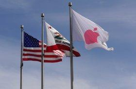 Apple Flag