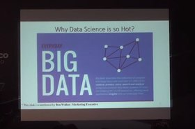 Apple big data