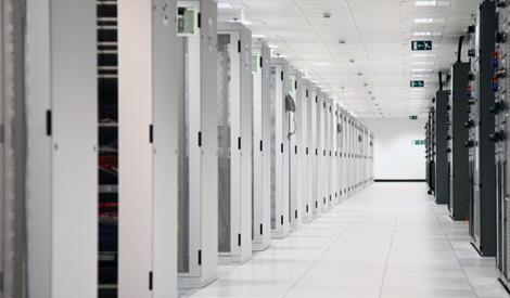Inside ArtMotion's Swiss data center