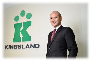 Asher Ling, Chief Operating Officer, Kingsland Data Center Pte Ltd