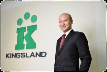 Asher Ling, Chief Operating Officer, Kingsland Data Center Pte Ltd