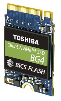 Toshiba BG4 SSD